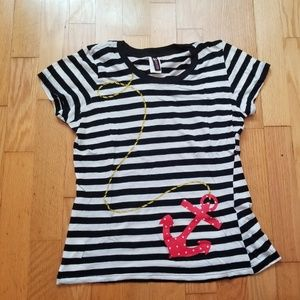 Monster Pinup Anchor Shirt